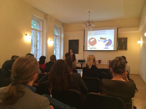 Konfliktus kezel+ęs konferencia16