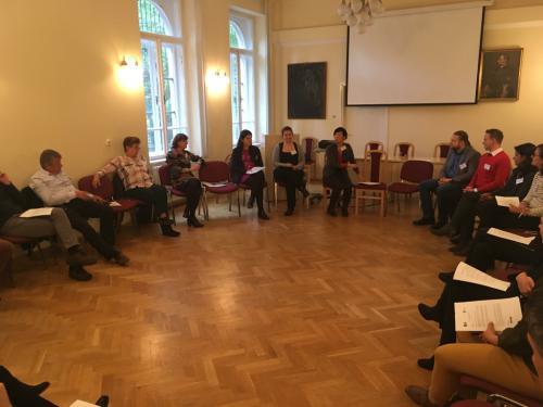 Konfliktus kezel+ęs konferencia17