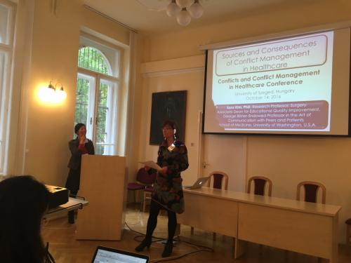 Konfliktus kezel+ęs konferencia29